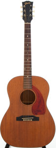 Musical Instruments:Acoustic Guitars, 1965 Gibson LG-0 Natural Acoustic Guitar, Serial # 272761....