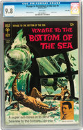 Silver Age (1956-1969):Adventure, Voyage to the Bottom of the Sea #9 Twin Cities pedigree (Gold Key, 1967) CGC NM/MT 9.8 White pages....