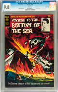 Silver Age (1956-1969):Adventure, Voyage to the Bottom of the Sea #11 Twin Cities pedigree (Gold Key, 1968) CGC NM/MT 9.8 White pages....