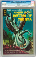 Silver Age (1956-1969):Adventure, Voyage to the Bottom of the Sea #12 Twin Cities pedigree (Gold Key, 1968) CGC NM/MT 9.8 White pages....