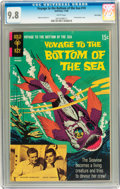 Silver Age (1956-1969):Adventure, Voyage to the Bottom of the Sea #14 Twin Cities pedigree (Gold Key, 1968) CGC NM/MT 9.8 White pages....