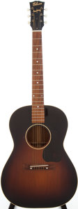 Musical Instruments:Acoustic Guitars, 1947 Gibson LG-2 Sunburst Acoustic Guitar, Serial # 1009....