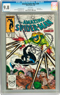 Modern Age (1980-Present):Superhero, The Amazing Spider-Man #299 Twin Cities pedigree (Marvel, 1988) CGCNM/MT 9.8 White pages....