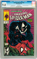 Modern Age (1980-Present):Superhero, The Amazing Spider-Man #316 Twin Cities pedigree (Marvel, 1989) CGCNM/MT 9.8 White pages....