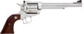 Handguns:Single Action Revolver, Sturm-Ruger New Model Super Blackhawk Single Action Revolver....