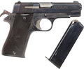 Handguns:Semiautomatic Pistol, Boxed Star Model BM Semi-Automatic Pistol....
