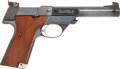 Handguns:Semiautomatic Pistol, High Standard Model Supermatic Citation Semi-Automatic Target Pistol....