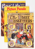 Golden Age (1938-1955):Classics Illustrated, Classics Illustrated-Related (Gilberton, 0) Condition: AverageVG-.... (Total: 26 Comic Books)