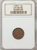 Proof Indian Cents: , 1900 1C PR65 Brown NGC. NGC Census: (30/16). PCGS Population (6/4).Mintage: 2,262. Numismedia Wsl. Price for problem free ...