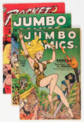 Golden Age (1938-1955):Miscellaneous, Comic Books - Assorted Golden Age Comics Group (Various Publishers, 1947-51).... (Total: 3 Comic Books)