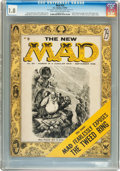 Magazines:Mad, Mad #25 (EC, 1955) CGC GD- 1.8 Light tan to off-white pages....