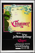 "Movie Posters:Mystery, Chinatown (Paramount, 1974). One Sheet (27"" X 41""). Mystery.. ..."