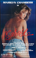 "Movie Posters:Adult, Insatiable (Miracle Films, 1980). One Sheet (23"" X 37""). Adult.. ..."