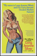 """Movie Posters:Adult, Long Jeanne Silver and Other Lot (Unknown, 1977). One Sheet and Poster (27"""" X 41"""" and 17"""" X 22""""). Adult.. ... (Total: 2 Items)"""