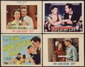 """Movie Posters:Exploitation, No Greater Sin and Other Lot (Alexander International Film, 1941).Title Lobby Card and Lobby Cards (3) (11"""" X 14""""). Exploit...(Total: 4 Items)"""