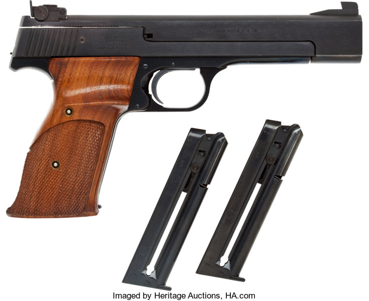 Boxed Smith & Wesson Model 41 Semi-Automatic Pistol     | Lot #51449