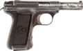 Handguns:Semiautomatic Pistol, Savage Model 1907 Semi-Automatic Pistol....