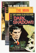 Silver Age (1956-1969):Horror, Dark Shadows and The Man From U.N.C.L.E. Group (Gold Key,1960s-70s) Condition: Average GD/VG.... (Total: 25 Comic Books)
