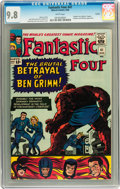 Silver Age (1956-1969):Superhero, Fantastic Four #41 Curator pedigree (Marvel, 1965) CGC NM/MT 9.8White pages....