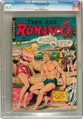 Golden Age (1938-1955):Romance, Teen-Age Romances #9 (St. John, 1950) CGC VG+ 4.5 Off-whitepages....