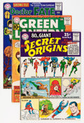 Silver Age (1956-1969):Miscellaneous, DC Silver and Bronze Age Comics Group (DC, 1960s-'70s) Condition:Average FN.... (Total: 14 Comic Books)