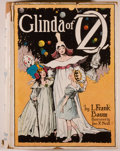 Books:Children's Books, L. Frank Baum. Glinda of Oz. Chicago: Reilly & Lee,[1920]. First edition. Octavo. 279 pages. With 12 color plat...