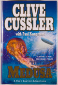 Books:Mystery & Detective Fiction, Clive Cussler and Paul Kemprecos. SIGNED. Medusa. New York:Putnam, [2009]. First edition, first printing. Signed ...