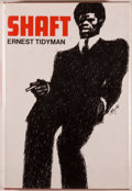 Books:Mystery & Detective Fiction, Ernest Tidyman. Shaft. [New York]: Macmillan, [1970]. Firstedition, first printing. Octavo. 188 pages. Publisher's ...