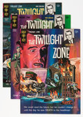 Silver Age (1956-1969):Horror, Twilight Zone File Copies Group (Gold Key, 1960s) Condition:Average VF+.... (Total: 12 Items)