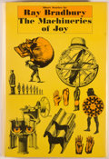 Books:Science Fiction & Fantasy, Ray Bradbury. INSCRIBED. The Machineries of Joy. New York:Simon and Schuster, 1964. First edition, first printi...