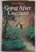 Books:Fiction, Tim O'Brien. SIGNED. Going After Cacciato. [New York]:Delacorte Press/Seymour Lawrence, [1978]. First edition, ...