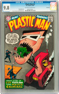 Silver Age (1956-1969):Superhero, Plastic Man #4 Twin Cities pedigree (DC, 1967) CGC NM/MT 9.8 Off-white to white pages....