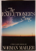 Books:Biography & Memoir, Norman Mailer. SIGNED. The Executioner's Song. Boston:Little, Brown, [1979]. First edition, first printing. S...