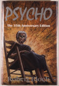 Books:Horror & Supernatural, Robert Bloch. SIGNED/LIMITED. Psycho: The 35th AnniversaryEdition. [Springfield]: Gauntlet, 1994. Limited to ...