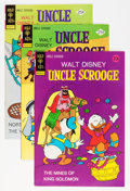 Bronze Age (1970-1979):Cartoon Character, Uncle Scrooge File Copies Group (Gold Key, 1973-79) Condition:Average VF+.... (Total: 30 Comic Books)