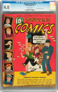 Platinum Age (1897-1937):Miscellaneous, Popular Comics #6 (Dell, 1936) CGC VG 4.0 Off-white pages....