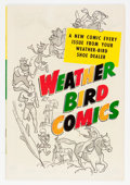 Silver Age (1956-1969):Humor, Weather Bird Comics File Copies Group (Weather Bird Shoes, 1957) Condition: Average VF/NM.... (Total: 39 Comic Books)