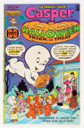 Bronze Age (1970-1979):Cartoon Character, Casper Halloween Trick or Treat #1 File Copies Group (Harvey, 1976)Condition: Average FN/VF.... (Total: 43 Comic Books)