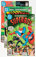 Modern Age (1980-Present):Miscellaneous, Comic Books - Assorted Modern Age Comics Box Lot (Various Publishers, 1980s-'90s) Condition: Average NM-....