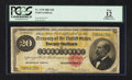 Large Size:Gold Certificates, Fr. 1178 $20 1882 Gold Certificate PCGS Apparent Fine 12.. ...