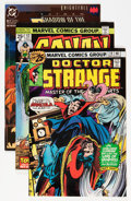 Modern Age (1980-Present):Miscellaneous, Comic Books - Assorted Bronze and Modern Age Comics Box Lot (Various Publishers, 1970s and 1990s) Condition: Average NM....