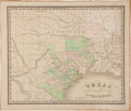 Miscellaneous:Maps, [Map]. Jeremiah Greenleaf. Texas Compiled from the Latest andBest Authorities....
