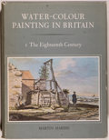 Books:Art & Architecture, Martin Hardie. Water-Colour Painting in Britain. Volumes I-III. New York: Barnes & Noble, [1966-1967] and London... (Total: 3 Items)