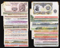 World Currency: , World Mixture 1920 Onwards.. ... (Total: 207 notes)