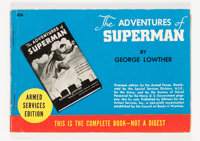 The Adventures of Superman #656 Overseas Armed Services Edition (DC/Random House, 1942) Condition: VF