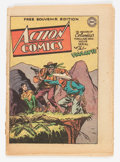 Golden Age (1938-1955):Superhero, Action Comics #nn Theater Giveaway (DC, 1948) Condition: GD....