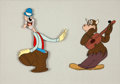 Animation Art:Limited Edition Cel, Production Cel Set-Up Animation Art (undated)....