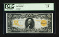 Large Size:Gold Certificates, Fr. 1185 $20 1906 Gold Certificate PCGS Very Fine 25.. ...