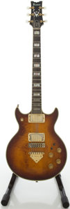 Musical Instruments:Electric Guitars, Circa 1978 Ibanez Artist Sunburst Solid Body Electric Guitar,#A786878....