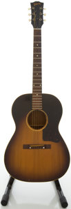 Musical Instruments:Acoustic Guitars, 1958 Gibson LG-1 Sunburst Acoustic Guitar, #T6452 15....